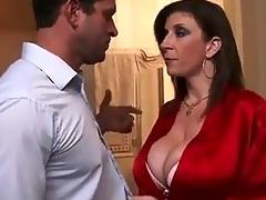 cowgirl fake tits