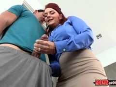 ass licking cowgirl