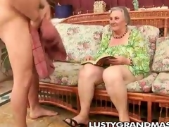 granny hairy pussy