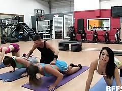 gym share