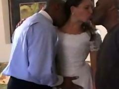 gangbang wedding