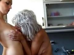 grandma kitchen