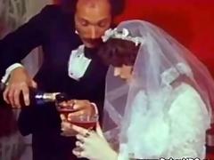 ass licking bride