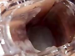 anal creampie bukkake