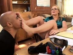 foot foot fetish