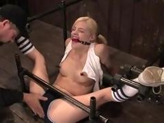bondage pigtail