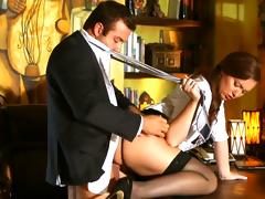 erotic office