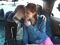 backseat car