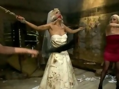 bride ripped