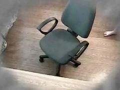 hidden cam office