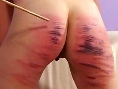 girls spanking