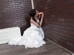bride riding