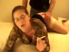 ass fucking glasses
