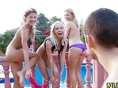 girls outdoor