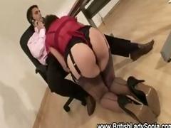 british lady